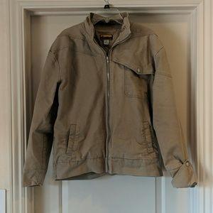 Brooklyn Industries khaki jacket